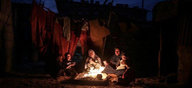 İsrail, Gazze'nin elektriğini 8 megavat daha kıstı