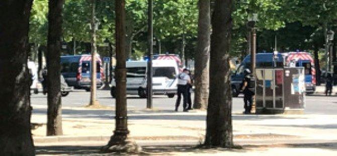 Paris'te saldırı alarmı