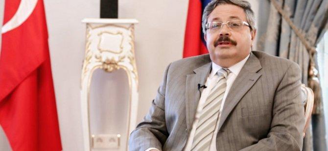 Rusya'nın yeni Ankara Büyükelçisi Yerhov