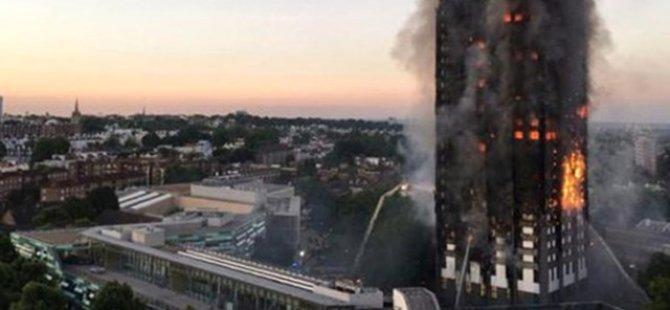 Londra'da 24 katlı binadaki yangında ölenlerin sayısı 79'a yükseldi