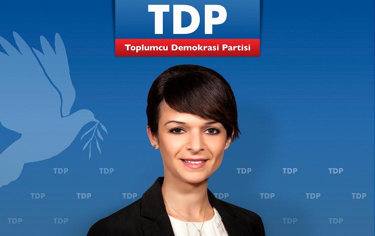 """TDP: """"Filistin'deki insanlık dışı saldırılara son verilmeli"""""""