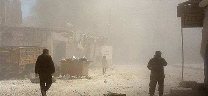 Rusya: Militanlar, İdlib'de gerçek kimyasal silah kullanmaya hazırlanıyor