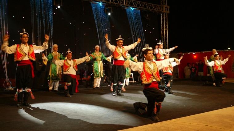 11 Meşale Festivali çeşitli etkinliklerle sona erdi