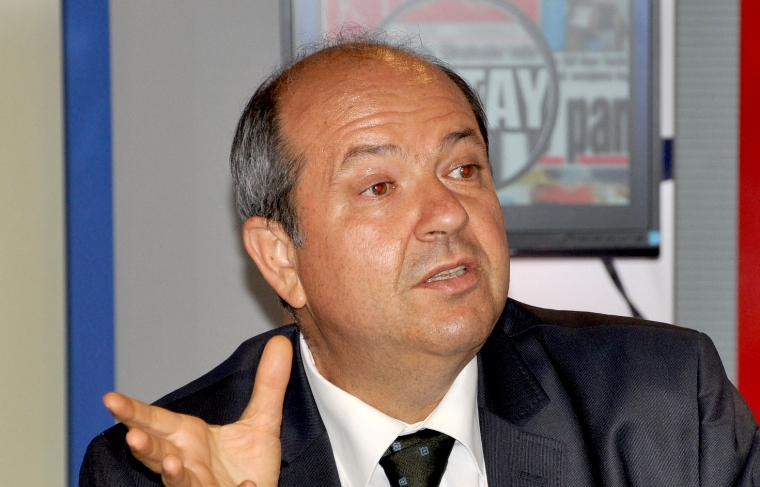 """Tatar, """"UBP olarak çapraz oya şiddetle karşıyız"""""""