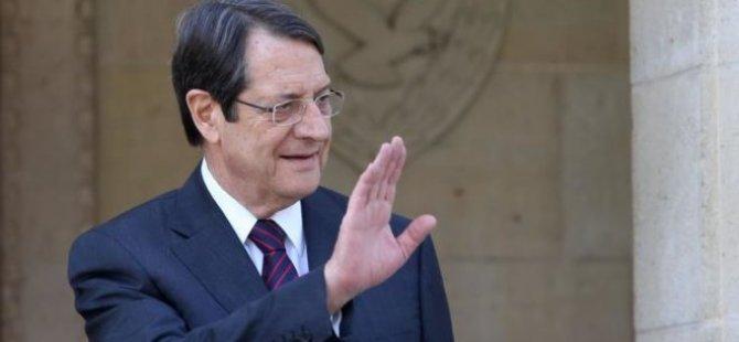 Anastasiadis: Kıbrıs normal bir devlet olmalı