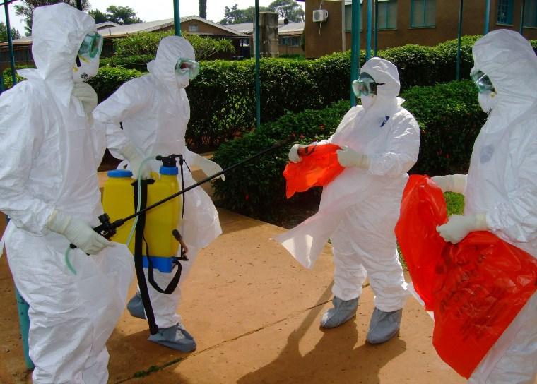 Ebola riskine karşı komite kuruldu