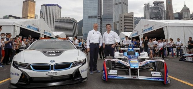 Yarış tutkunları için yeni moda: Formula E
