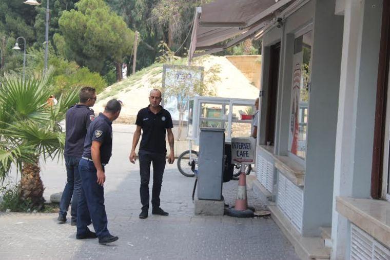 Harmancı Lefkoşa sokaklarına el attı