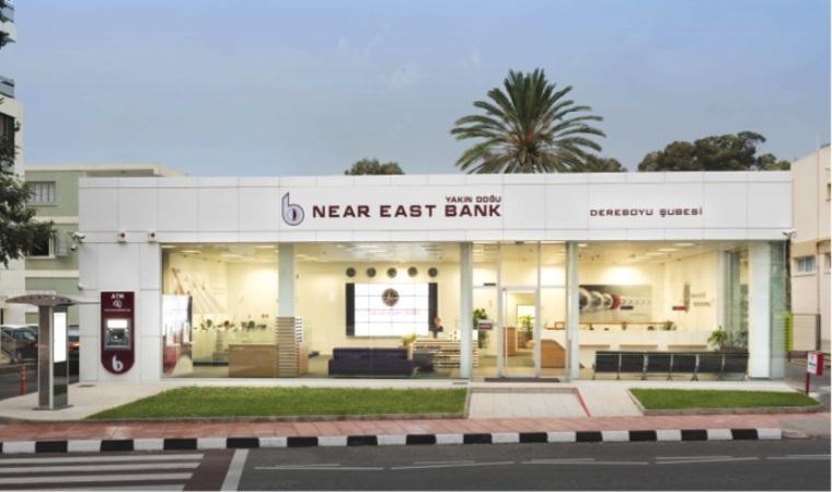 Near East Bank'ın EFT Hizmetine ilgi gün geçtikçe artıyor