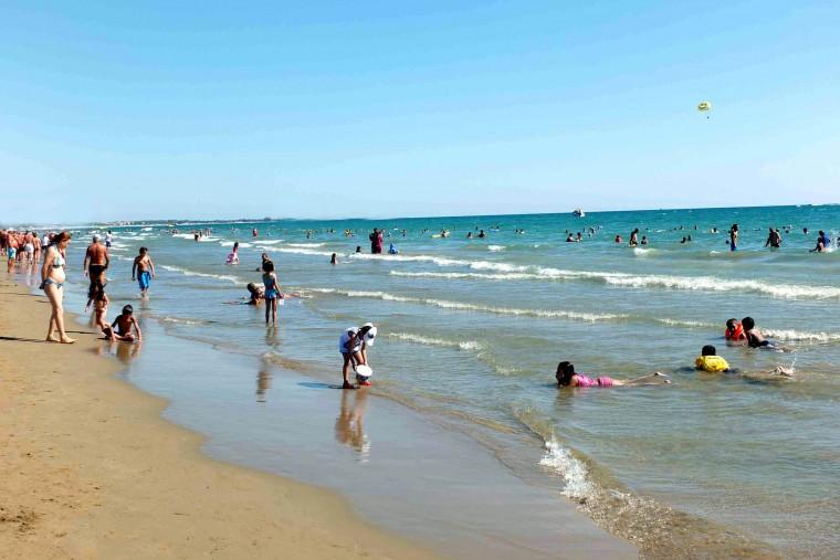 Vatandaşın tercihi halk plajları