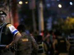 Brezilya'da güvenlik önlemleri