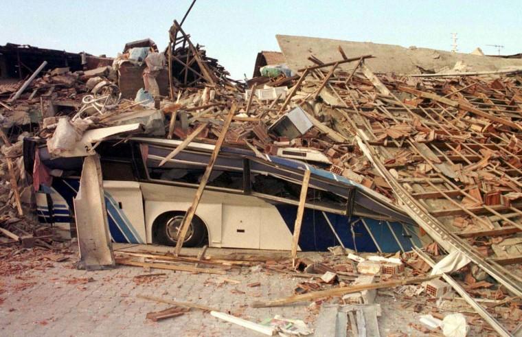 Felaketin ardından 15 yıl