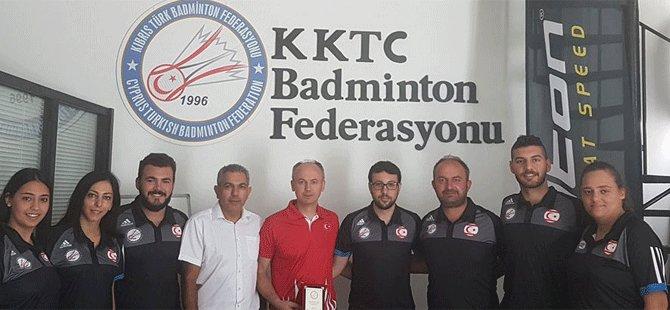 Badminton semineri tamamlandı