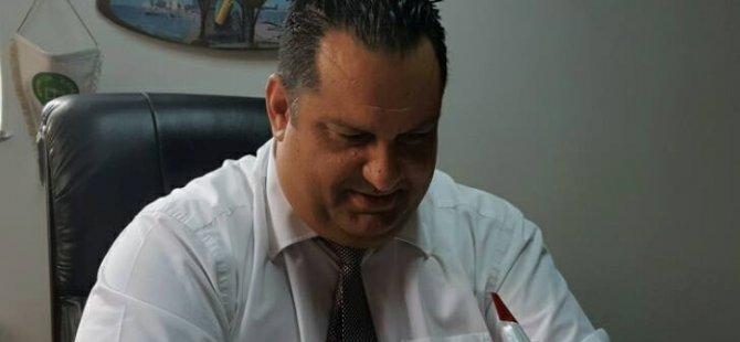 Denktaş önce atadı, sonra görevden aldı! Halil Talaykurt'un ataması durduruldu!