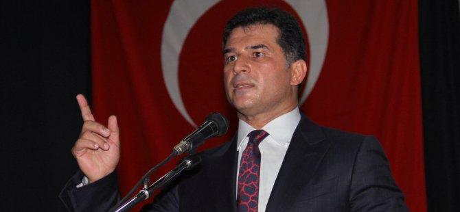 Özgürgün UBP'nin 42. Yıl Resepsiyonunda yine seçimden bahsetti