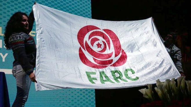 Kolombiya: Siyasi parti olan FARC'ın yeni ismi belli oldu