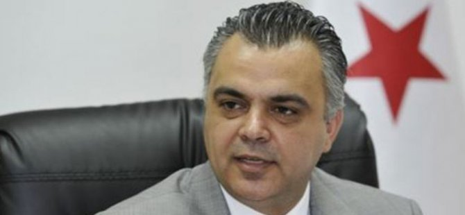 Eğitim Bakanı Müsteşarı İdris göğüs ağrısı nedeni ile hastaneye kaldırıldı