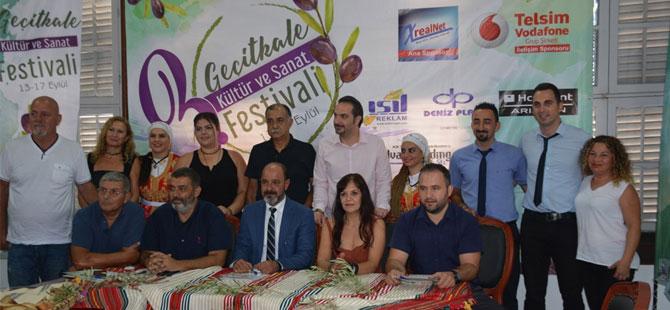 """""""Geçitkale, bölgenin kültür sanat merkezi haline geldi"""""""