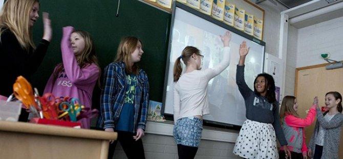 Finlandiya'da eğitimde devrim: Tüm dersler kaldırıldı