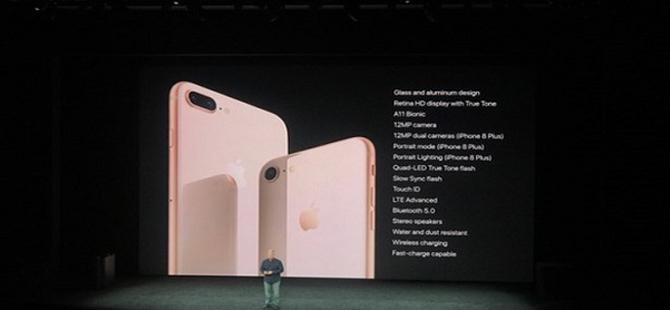 İşte yeni iPhone X ve iPhone 8