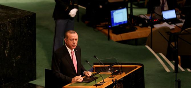 Erdoğan'dan Kıbrıs'ta çözüm teklifleri yorumu