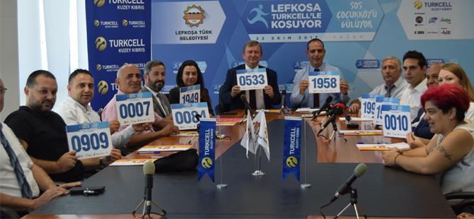 7. Lefkoşa Maratonu, 22 Ekim Pazar günü yapılıyor