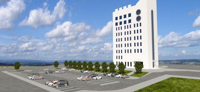 Yakın Doğu Üniversitesi Spor Kulesi 25 Ekim'de Açılıyor…