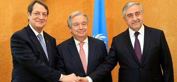 Yakın zamanda adaya üst düzey bir BM yetkilisi geliyor