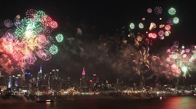 ABD'de bağımsızlık günü kutlamaları