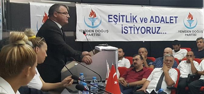 """YDP: """"Atalay'ın aklanması yargısız infazda bulunanlara ders"""""""