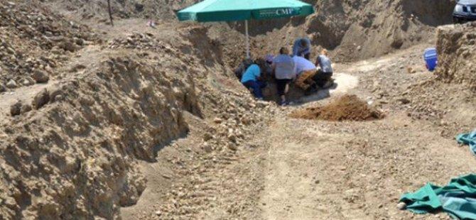 KŞK Kılıçarslan'daki kazılarda bazı kalıntılara ulaştı