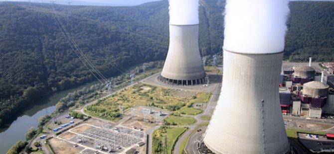 Akkuyu Nükleer Santralinde inşaat duruyor