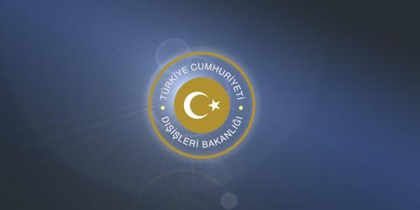 TC Dışişleri Bakanlığı'ndan BM raporu açıklaması