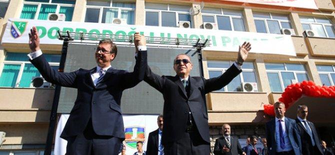 Erdoğan: Sırbistan ile 5 bin ton et ithalatı için imzalar atıldı