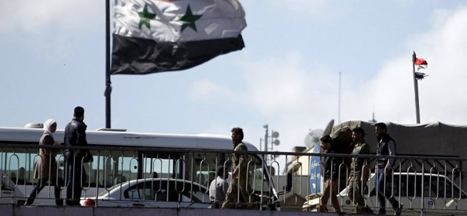 Şam'da intihar saldırısı: 1 ölü, 6 yaralı
