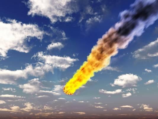 Rusya'da 'meteor' düştü, 950 yaralı var