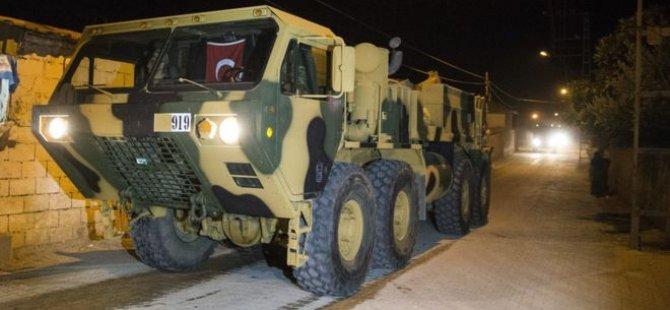 Reuters: Türk ordusuna ait ilk kafile İdlib'e girdi