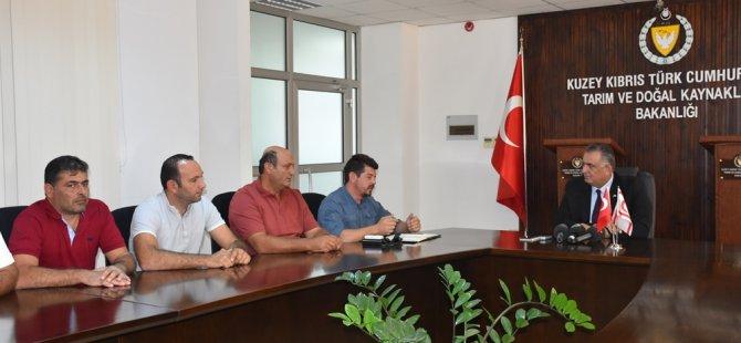 """Kıbrıs Türk Süt Üreticileri Kooperatifi kuruldu: """"Bireysel yerine toplumsal mutluluğun peşindeyiz"""""""