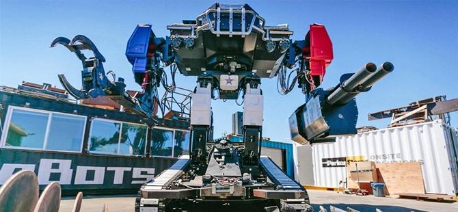 ABD ve Japonya arasında mega savaş: Robotların savaşı gerçek oluyor!
