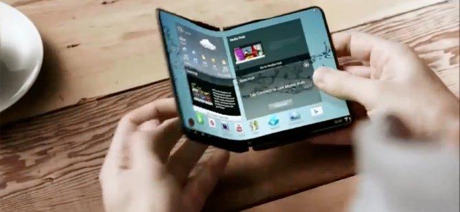 Apple ve LG'den katlanabilir akıllı telefon için güç birliği