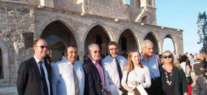 Archangelos Michael Kilisesi'ni koruma çalışmasının sona ermesi
