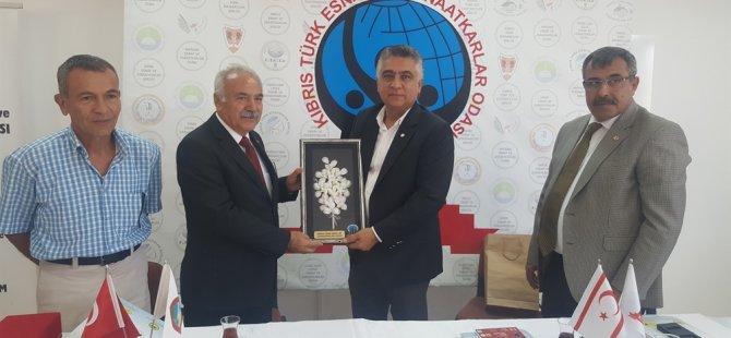 KTEZO, Adana esnafıyla işbirliği fırsatlarını görüşüyor