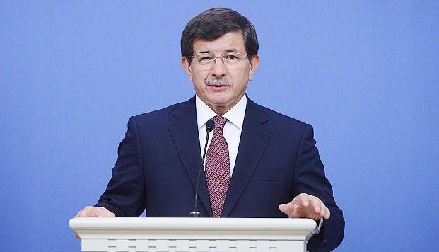 TC Başbakanı Davutoğlu geliyor