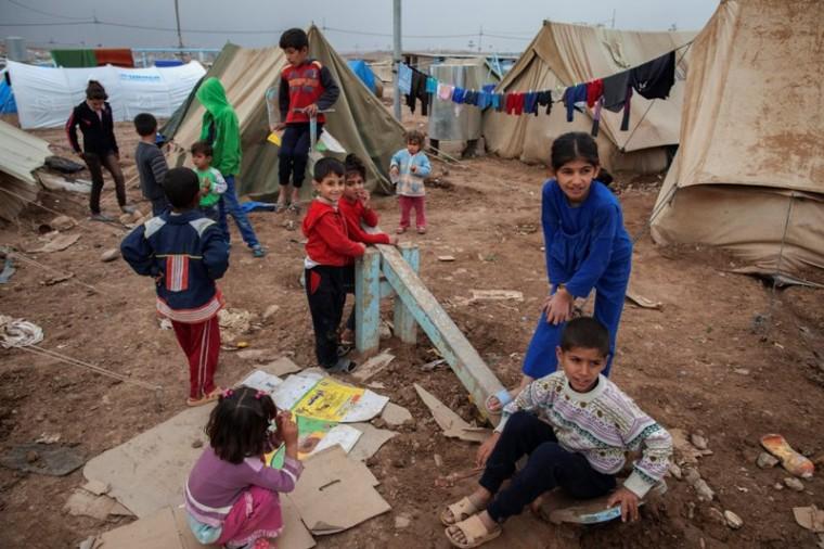 Suriyeli mültecilerin sayısı 3 milyonu aştı