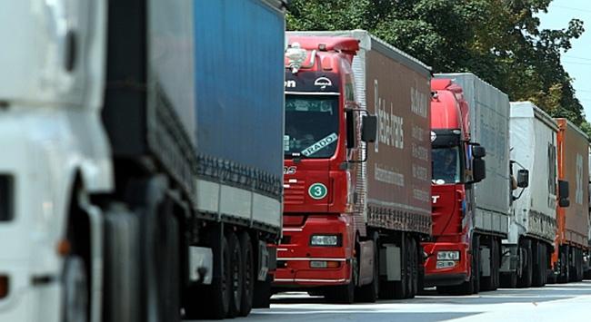 Hırvatistan'ın AB üyeliği Tır şoförlerini zora soktu