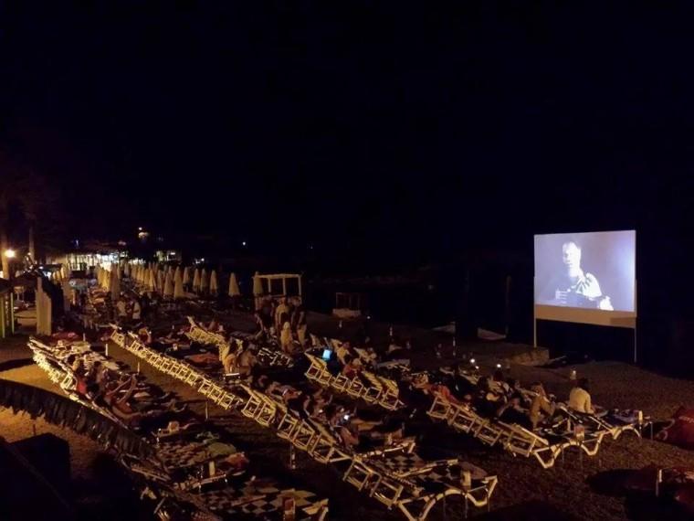 Açık havada sinema