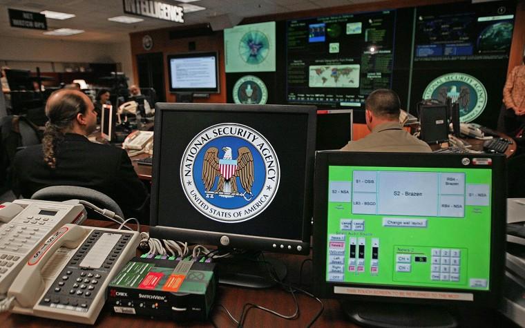 'NSA da Türkiye'yi dinledi'
