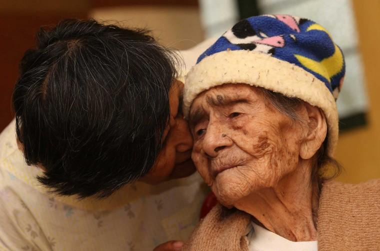 127 yaşın sırrını açıkladı