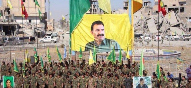Pentagon'dan Rakka'da 'Öcalan posteri' açıklaması