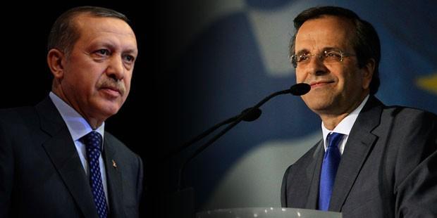 Samaras ve Erdoğan NATO Zirvesi'nde görüşecek